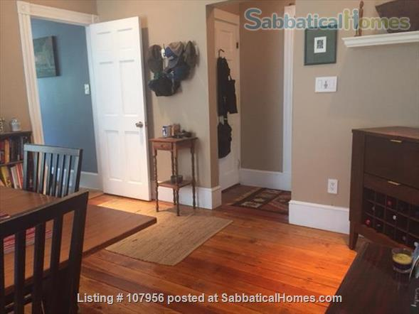 Beautiful Condo in Jamaica Plain Available Jan-June (Utilities Included) Home Rental in Boston 0