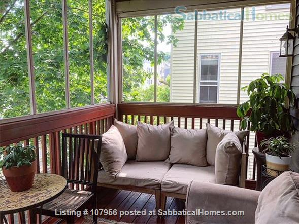 Beautiful Condo in Jamaica Plain Available Jan-June (Utilities Included) Home Rental in Boston 3