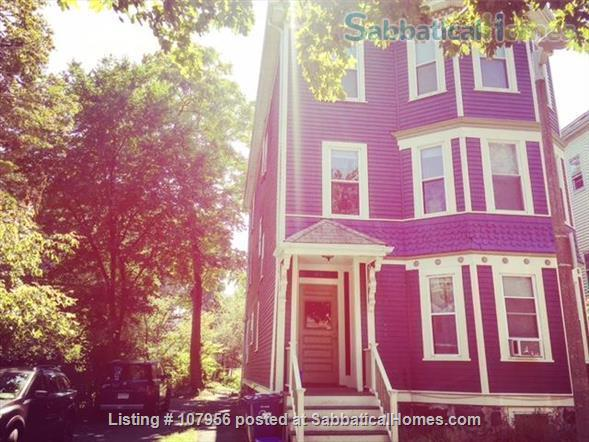 Beautiful Condo in Jamaica Plain Available Jan-June (Utilities Included) Home Rental in Boston 4