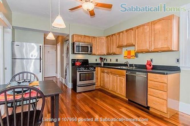 Beautiful Condo in Jamaica Plain Available Jan-June (Utilities Included) Home Rental in Boston 7