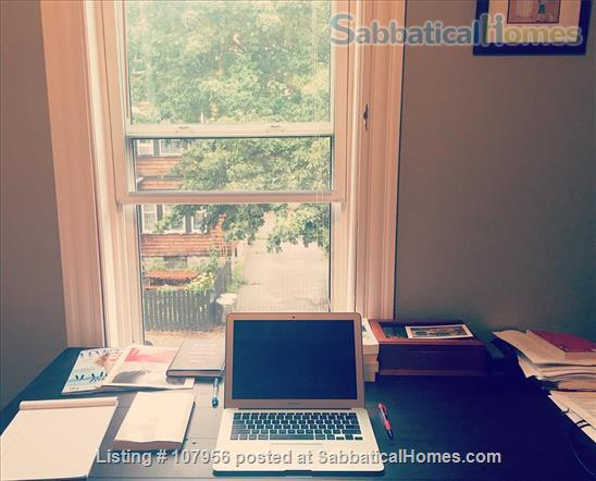 Beautiful Condo in Jamaica Plain Available Jan-June (Utilities Included) Home Rental in Boston 8