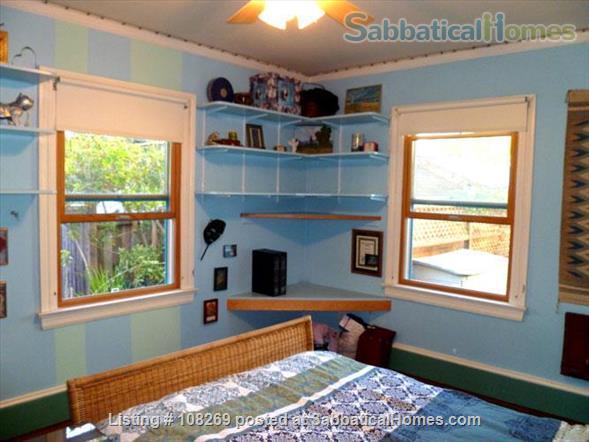 J2 Lovely, Sunny Room, 3 Blocks BART Home Rental in Berkeley, California, United States 0