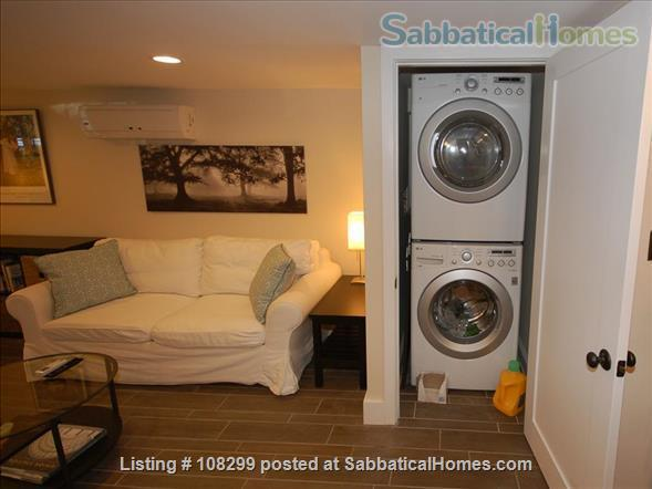 Capitol Hill Oasis, Walk to 2 Metros.  Home Rental in Washington, District of Columbia, United States 4