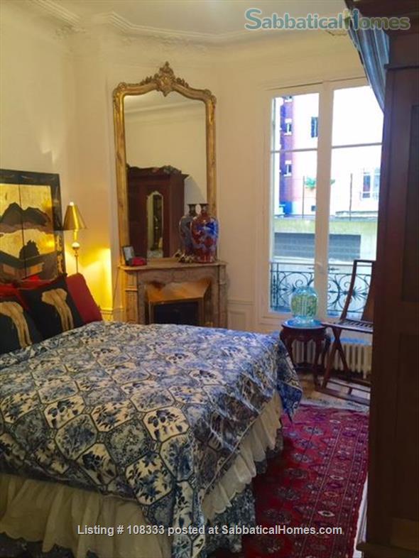 """PARISIAN ELEGANCE, UPSCALE FLAT """"BON STANDING"""", 2 bedroom, (1000 Square feet) Home Rental in Paris, Île-de-France, France 7"""
