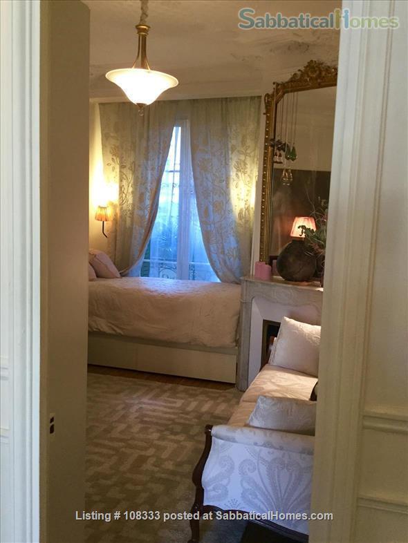 """PARISIAN ELEGANCE, UPSCALE FLAT """"BON STANDING"""", 2 bedroom, (1000 Square feet) Home Rental in Paris, Île-de-France, France 8"""