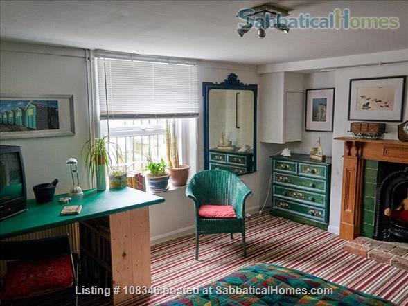 Great Georgian seaside townhouse  Home Rental in Deal, England, United Kingdom 0