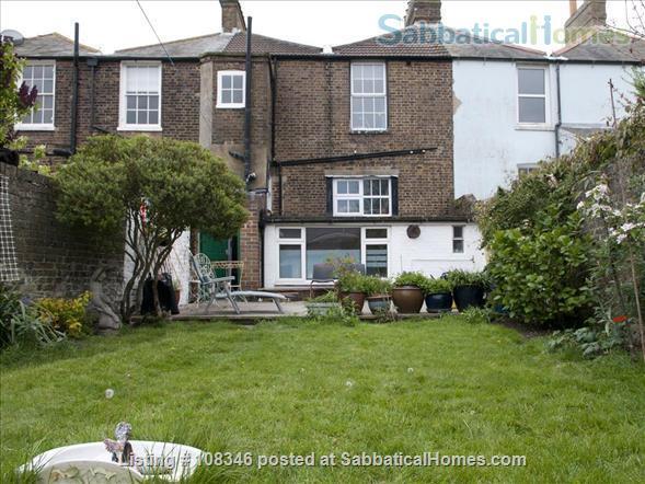 Great Georgian seaside townhouse  Home Rental in Deal, England, United Kingdom 7