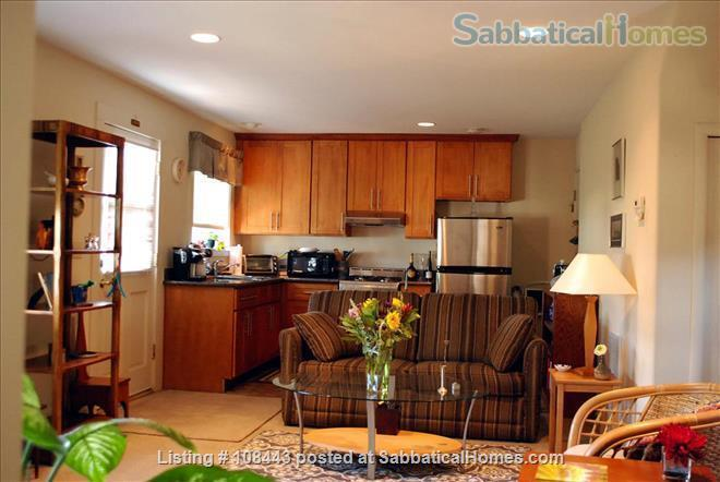 Fully-furnished Berkeley 1 Bdr In-Law Apartment Home Rental in Berkeley, California, United States 1