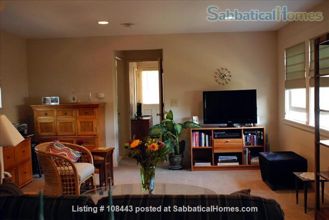 Fully-furnished Berkeley 1 Bdr In-Law Apartment Home Rental in Berkeley, California, United States 0