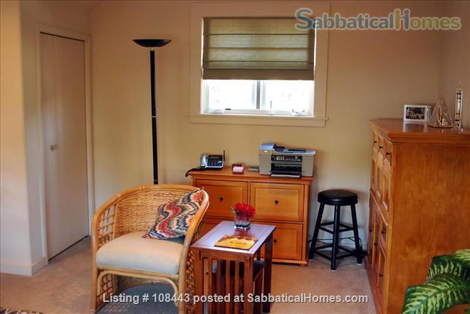 Fully-furnished Berkeley 1 Bdr In-Law Apartment Home Rental in Berkeley, California, United States 2