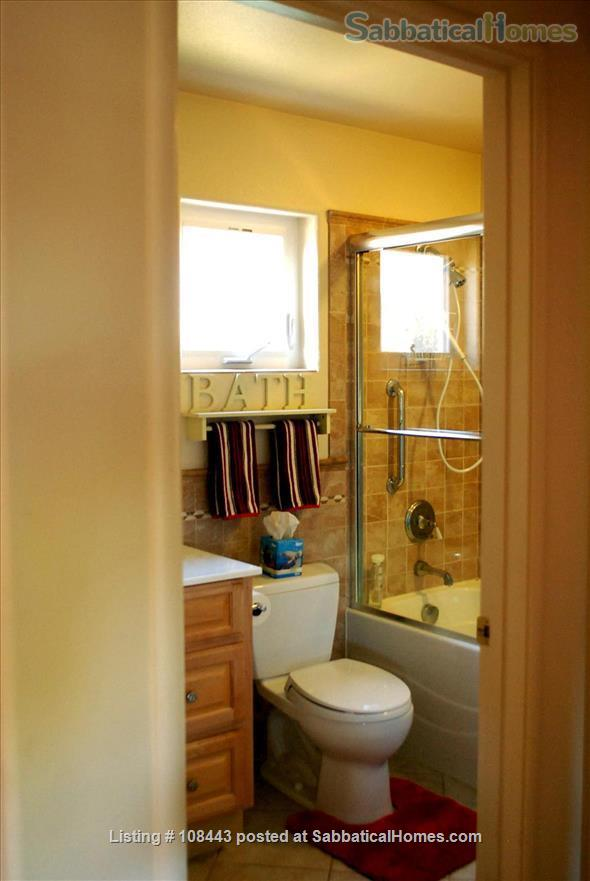 Fully-furnished Berkeley 1 Bdr In-Law Apartment Home Rental in Berkeley, California, United States 3