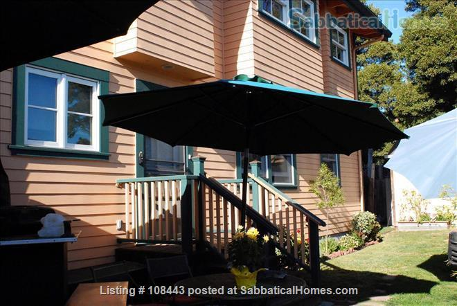 Fully-furnished Berkeley 1 Bdr In-Law Apartment Home Rental in Berkeley, California, United States 6