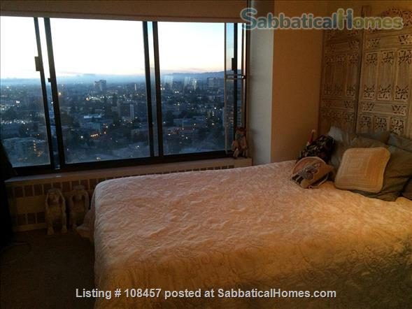 Lake Merritt Penthouse Home Exchange in Oakland, California, United States 6