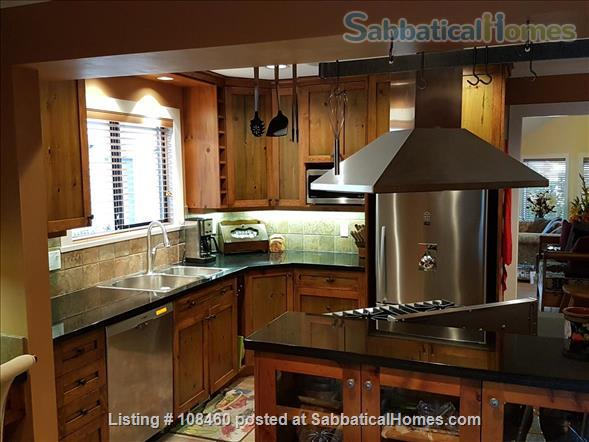 Welcome to Il Nido Felice (the Happy Nest) Fully Furnished Home near UBC Home Rental in Vancouver, British Columbia, Canada 3