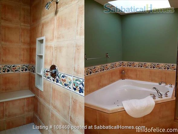 Welcome to Il Nido Felice (the Happy Nest) Fully Furnished Home near UBC Home Rental in Vancouver, British Columbia, Canada 8