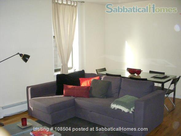 1300ft2 - 2BR/2BATH*LAUNDRY IN UNIT*FIREPLACE*JACUZZI*COLUMBIA  Home Rental in New York, New York, United States 0