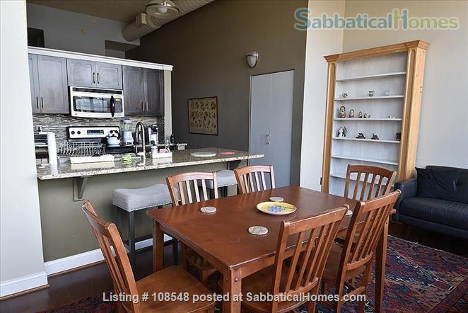 Stunning Loft Water View Best Loc. ALL INCLUSIVE Perfect for Train Lovers Home Rental in Philadelphia, Pennsylvania, United States 2