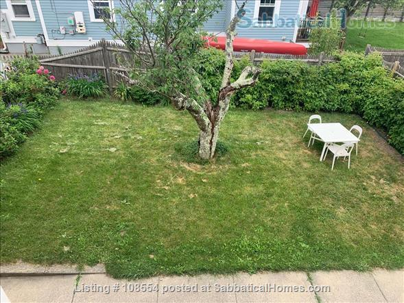 Spacious, quiet 2+BR 1.5BA furnished West Cambridge condo. Garden, parking, AC, WD, internet/TV, pets considered Home Rental in Cambridge, Massachusetts, United States 7