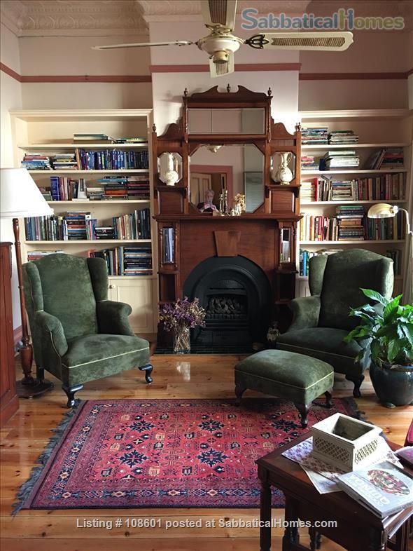 Edwardian  Gem Home Rental in Northcote, VIC, Australia 1