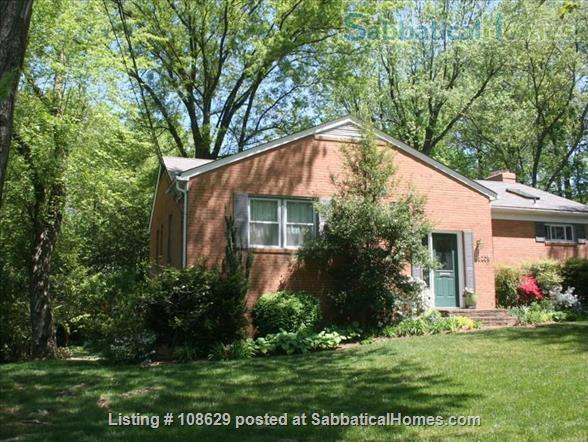 Home in Washington, DC suburb for exchange with home in Europe, Australia, select US cities and college communities Home Exchange in Falls Church, Virginia, United States 0