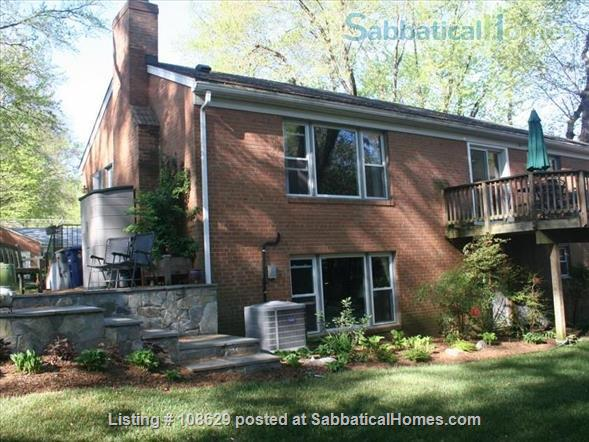 Home in Washington, DC suburb for exchange with home in Europe, Australia, select US cities and college communities Home Exchange in Falls Church, Virginia, United States 1