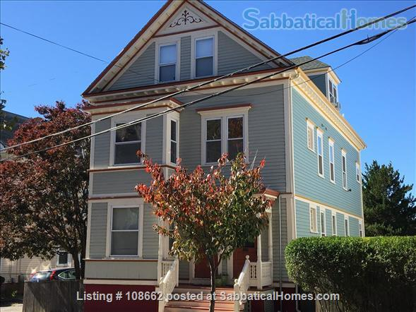 Gorgeous home near Brown, RISD, downtown Home Rental in Providence, Rhode Island, United States 1