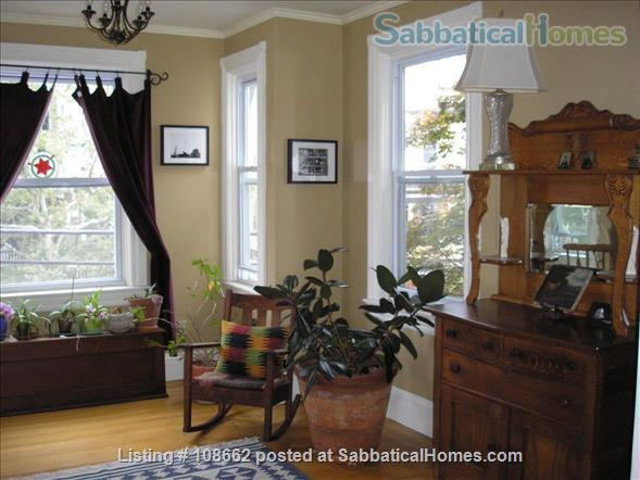 Gorgeous home near Brown, RISD, downtown Home Rental in Providence, Rhode Island, United States 0