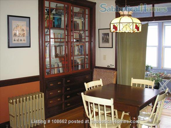Gorgeous home near Brown, RISD, downtown Home Rental in Providence, Rhode Island, United States 2