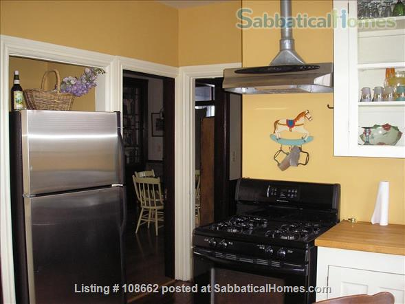 Gorgeous home near Brown, RISD, downtown Home Rental in Providence, Rhode Island, United States 3