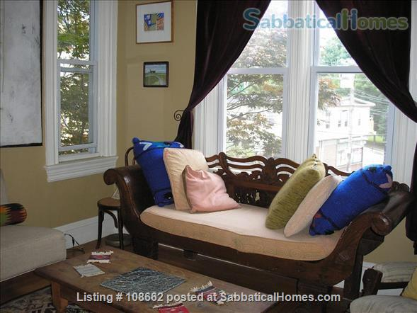 Gorgeous home near Brown, RISD, downtown Home Rental in Providence, Rhode Island, United States 4