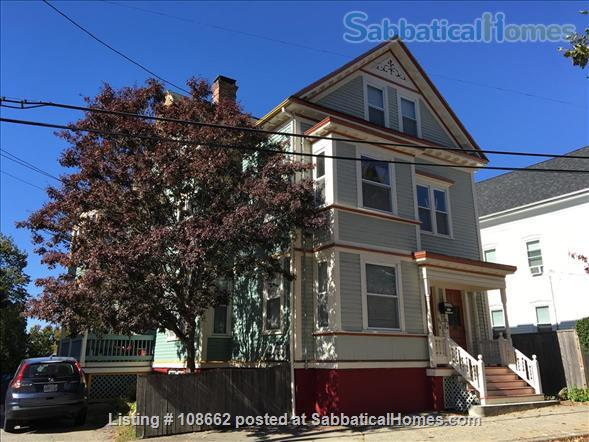 Gorgeous home near Brown, RISD, downtown Home Rental in Providence, Rhode Island, United States 6