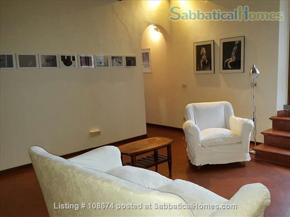 beautiful apartment with terrace in the centre of florence Home Rental in Florence, Toscana, Italy 2