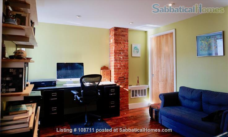 Architect-designed 2br rowhouse on charming Saint Albans street  Home Rental in Philadelphia, Pennsylvania, United States 6
