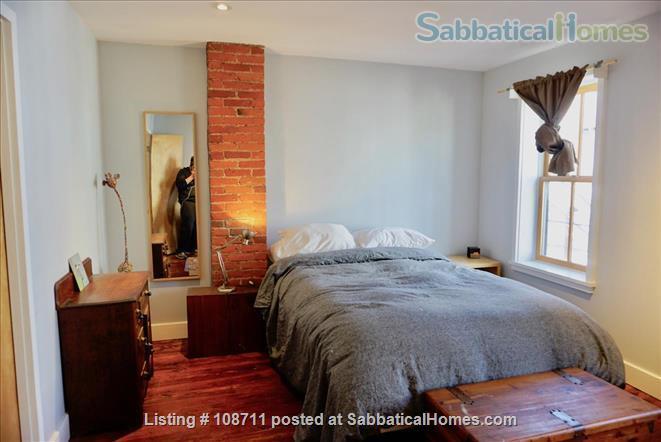 Architect-designed 2br rowhouse on charming Saint Albans street  Home Rental in Philadelphia, Pennsylvania, United States 7