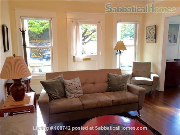 Furnished 2 bd apartment (1300ft2), utilities incl, close-in SE Home Rental in Portland, Oregon, United States 1