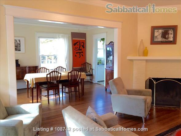 Furnished 2 bd apartment (1300ft2), utilities incl, close-in SE Home Rental in Portland, Oregon, United States 0