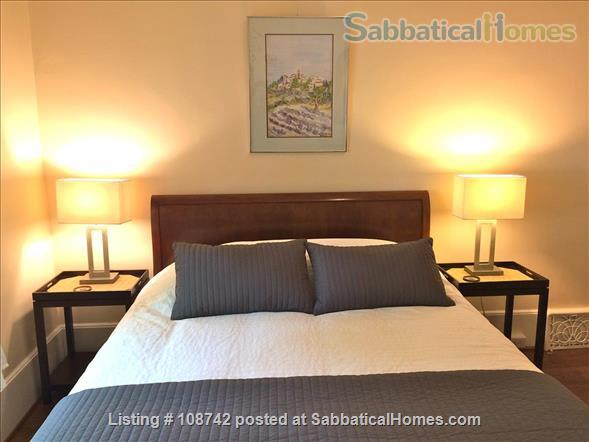 Furnished 2 bd apartment (1300ft2), utilities incl, close-in SE Home Rental in Portland, Oregon, United States 2