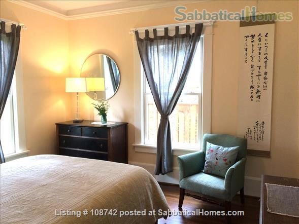 Furnished 2 bd apartment (1300ft2), utilities incl, close-in SE Home Rental in Portland, Oregon, United States 5