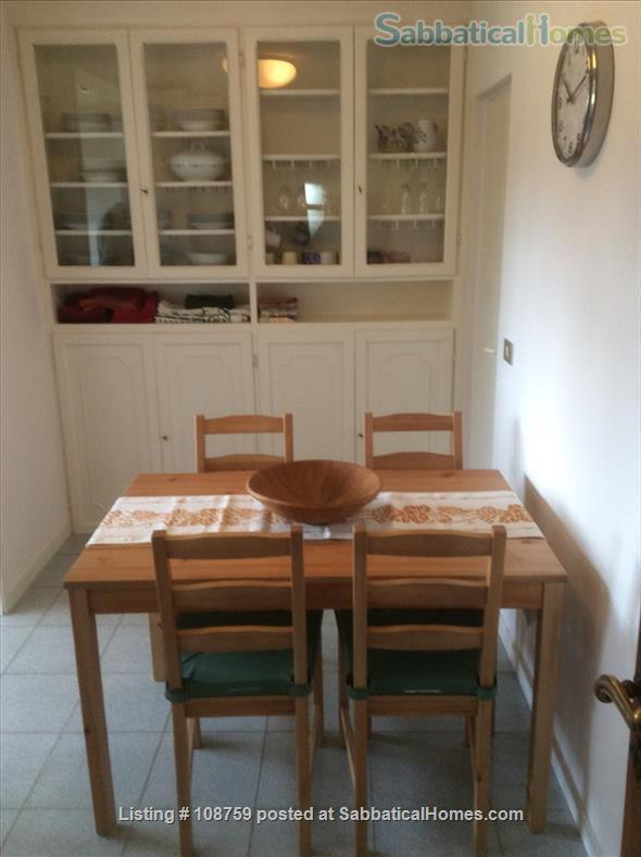 PIAN DEI GIULLARI  PANORAMIC APARTMENT IN AN OLIVE GROVE 15 MINUTES FROM THE PONTE VECCHIO Home Rental in Florence, Tuscany, Italy 6