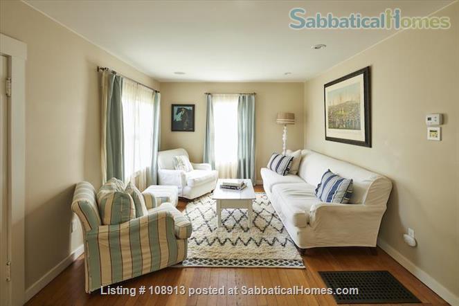 Charming Rockridge Craftsman Home Rental in Oakland 2