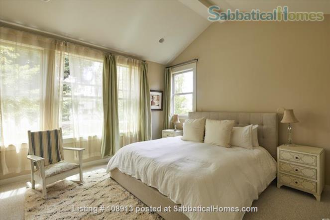 Charming Rockridge Craftsman Home Rental in Oakland 3