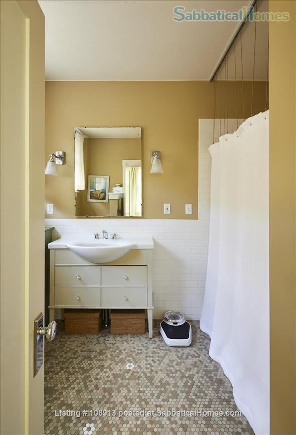 Charming Rockridge Craftsman Home Rental in Oakland 4
