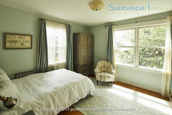 Charming Rockridge Craftsman Home Rental in Oakland 5