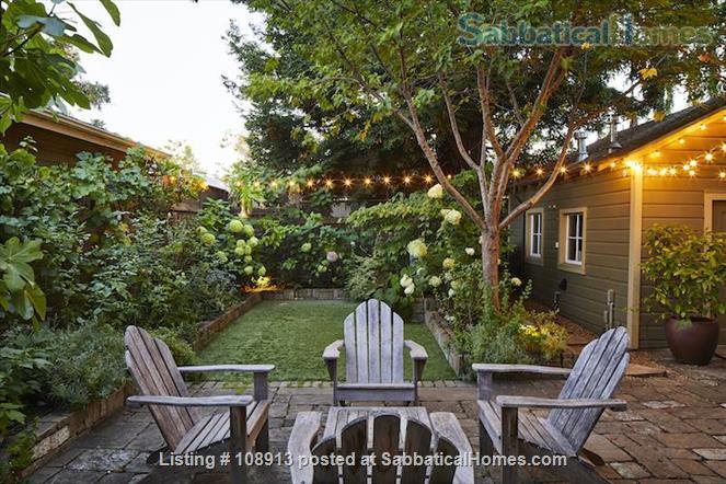 Charming Rockridge Craftsman Home Rental in Oakland 7