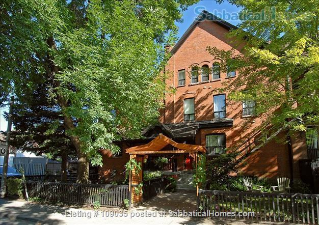 Furnished Homes in Family Friendly  Little Italy  Near UofT and Hospitals Home Rental in Toronto 1 - thumbnail