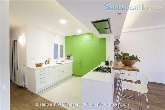 Generous 2-bedroom flat in Sant Antoni very close to Plaça Universitat Home Rental in Barcelona, Catalunya, Spain 2