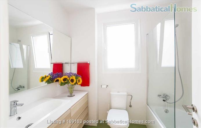Generous 2-bedroom flat in Sant Antoni very close to Plaça Universitat Home Rental in Barcelona, Catalunya, Spain 5
