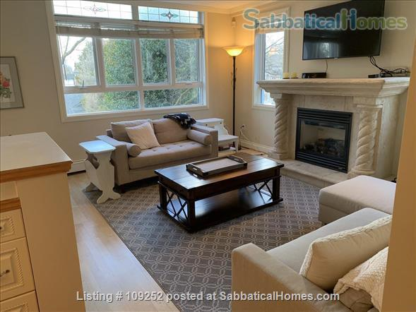 Kits Beach, 2BR, View, Bus Route to UBC Home Rental in Vancouver, British Columbia, Canada 1