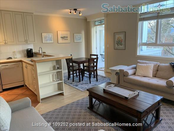 Kits Beach, 2BR, View, Bus Route to UBC Home Rental in Vancouver, British Columbia, Canada 0