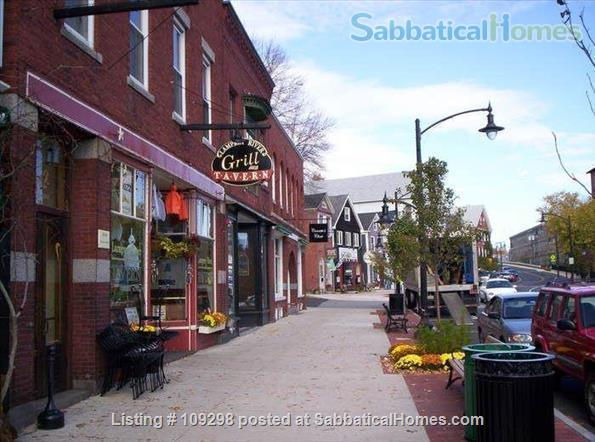 Loft Apartment in Old Mill Home Rental in Newmarket, New Hampshire, United States 7